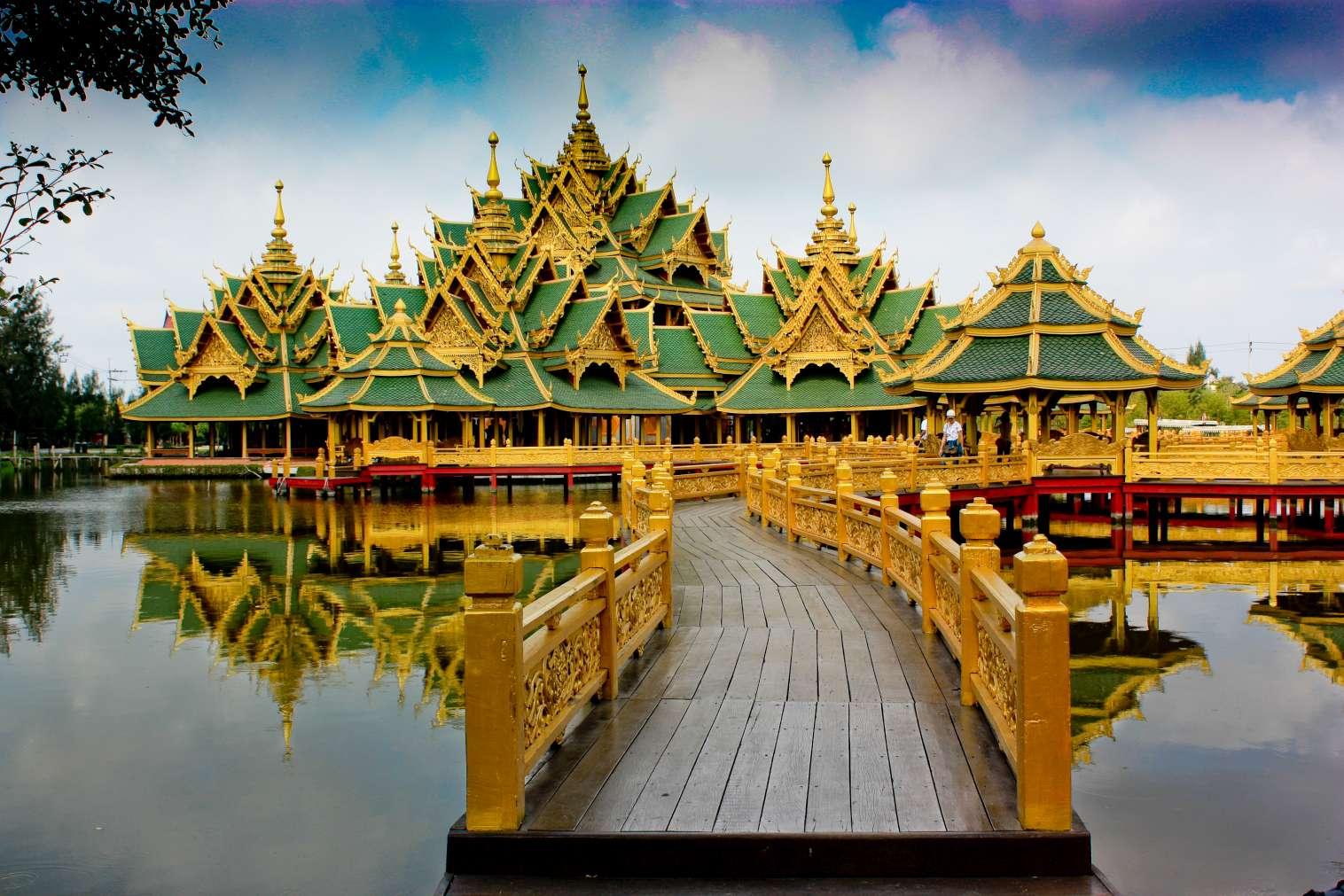 D Art Exhibition In Bangkok : Maung boran ancient city samutprakarn thailand flickr