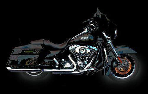 Harley Davidson - FLHX - Filtered