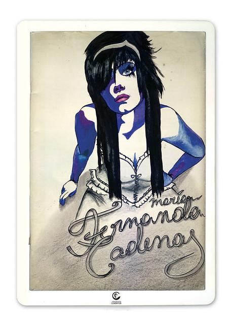 Poster | Fernanda Cadenas | miss 15
