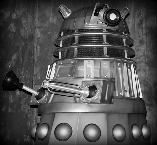 What more can I say? It's a Dalek! by Stocker Images
