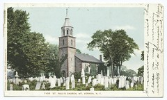 St. Paul's Church, Mt. Vernon, N. Y.