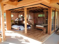 les charpentes japonaises nature construction. Black Bedroom Furniture Sets. Home Design Ideas