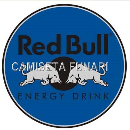 ... logo red bull azul rotulo vintage redondo  9cef8f272fb