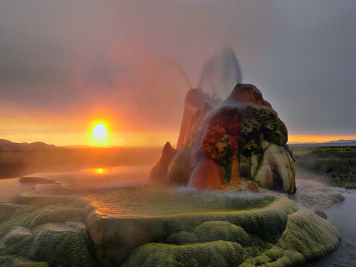 4190857807_6766ed21cd Le Fly Geyser, merveille naturelle du Nevada