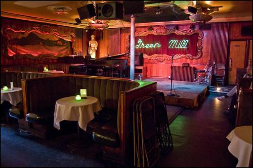 Al Capone's Booth
