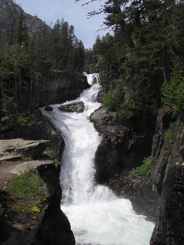 Big Timber Canyon Falls