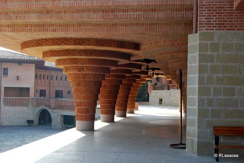 Torreciudad, Huesca by Rufino Lasaosa