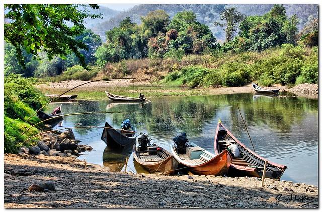 Pai River (Mae Hong Son)