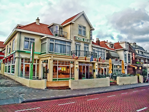 Hotel Keur Zandvoort Holland Netherlands Flickr Photo