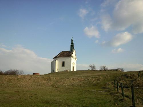 church hungary tata gothic chapel calvary calvaryhill