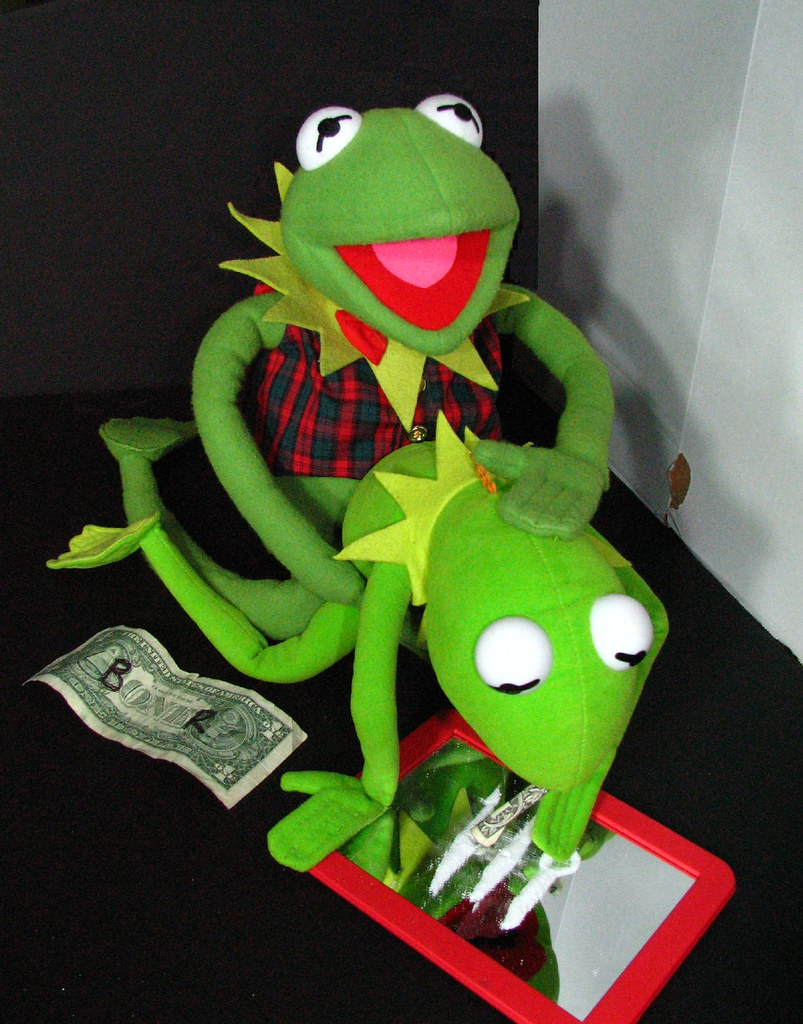 kermit and kermit froggy style a photo on flickriver