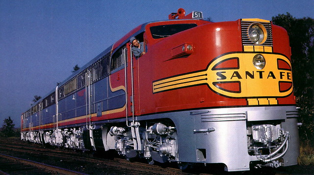 Alco Pas Of The Atsf And D Amp H A Gallery On Flickr