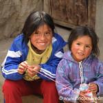 Shy Kids in Yauli, Peru