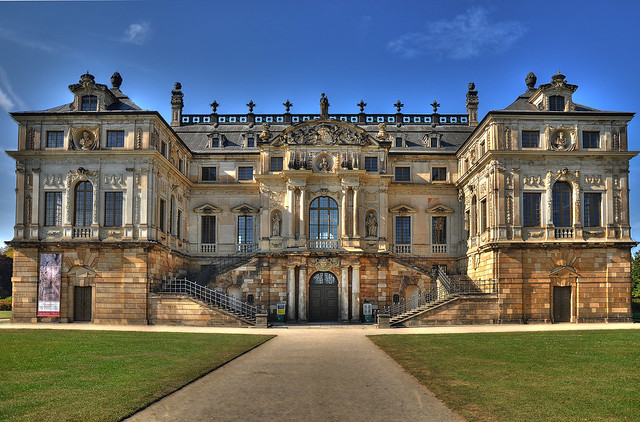 Dresden - Palais Großer Garten