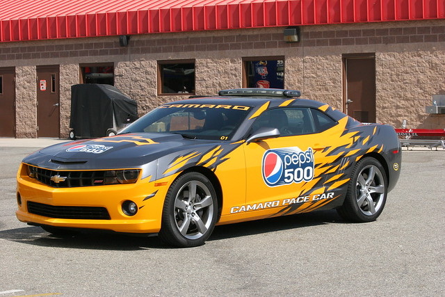 Camaro SS NASCAR Pace Car