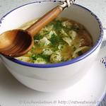 ©Hühnersuppe aus dem Slow Cooker