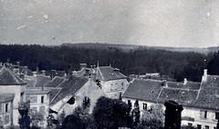 2éme bataille de la Marne - Contre-Offensive  de 1918 - Gandelu (photo VestPocket Kodak Marius Vasse 1891-1987)