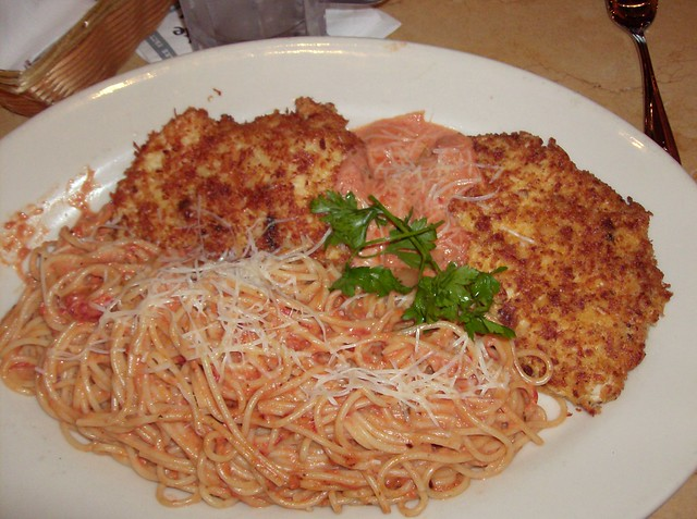 Crusted Chicken Romano | Flickr - Photo Sharing!