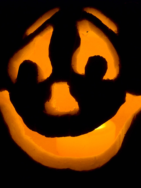 Aninimal Book: Happy Jack-o-lantern Face   Kris took a slightly less ...