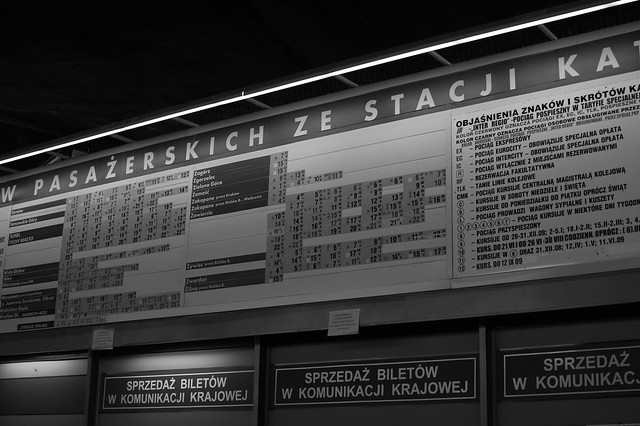 Dworzec PKP Katowice