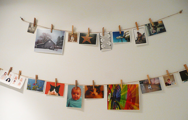 Clothesline Flickr Photo Sharing