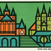 German matchbox label by Shailesh Chavda