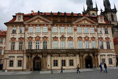 Golz-Kinsky Palace - Old Town Square - Prague