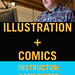 ILLUSTRATION + COMICS FA-2009