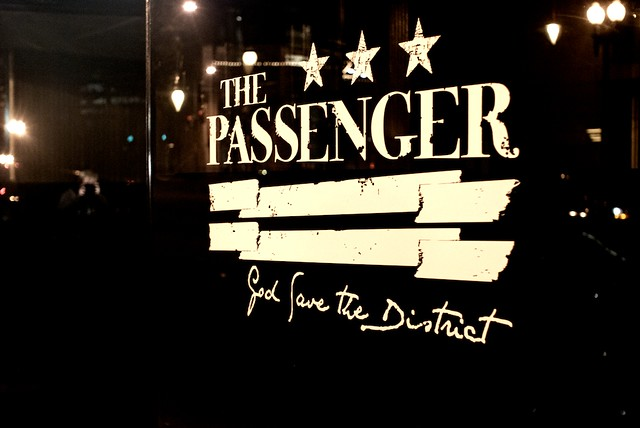 The Passenger - God Save the District