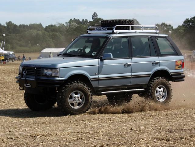 Range rover p38 : Televisiones mediamark