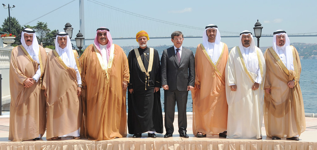 Foreign Ministers in Attendence