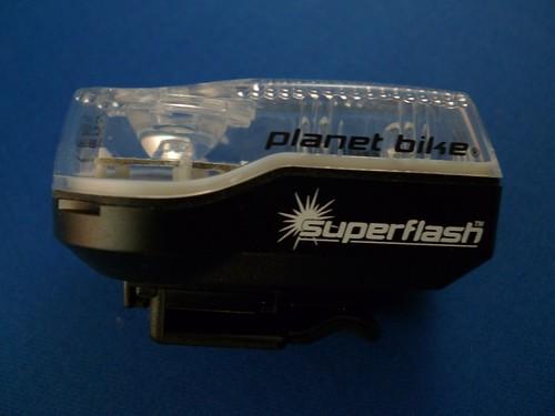 Planet Bike Superflash Off