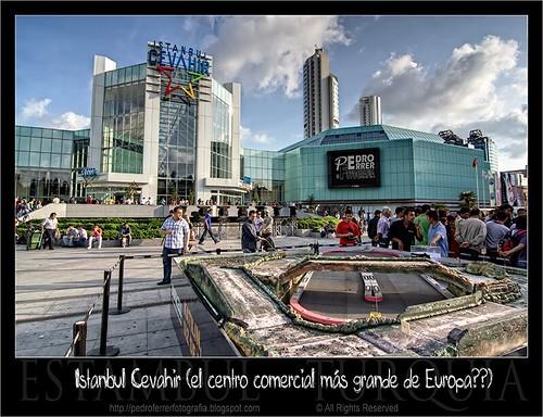 Istanbul cevahir el centro comercial m s grande de europa - Centro comercial el maquinista ...