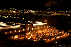 Candle Light Vigil - Copenhagen