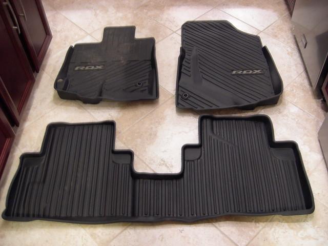 closed acura rdx all season floor mats 2010 like new acurazine acura enthusiast community. Black Bedroom Furniture Sets. Home Design Ideas