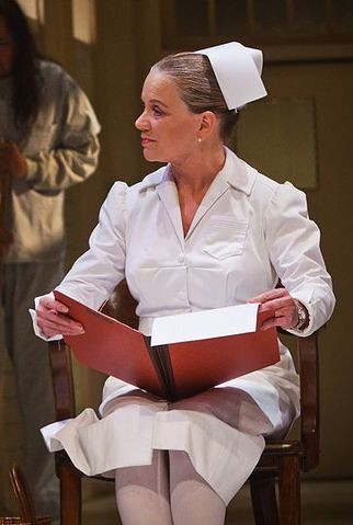 nurse ratched and power essay example Sample of one flew over cuckoo's nest essay the problem is not only about villains who take the power but also about victims represented by nurse ratched.