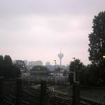 vue sur romainville : bobigny