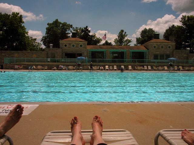 Swope park pool kansas city mo flickr for Garden city ks swimming pool