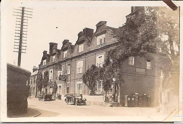 Scole Inn, near Diss, Norfolk