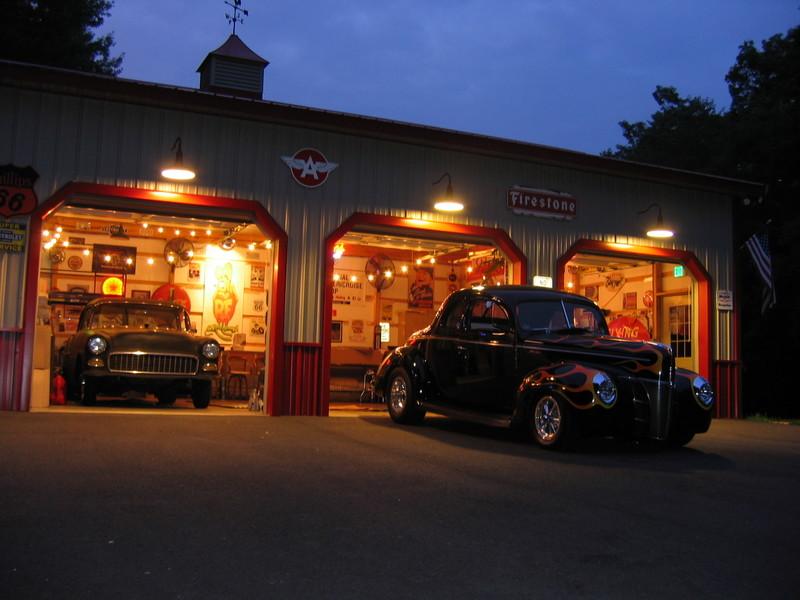 My garage life jglaze for American classics garage