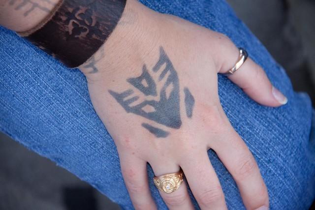 刺青 纹身 500_333