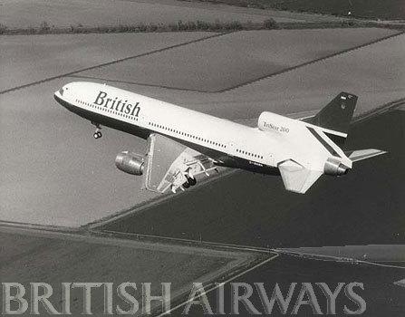 1970s - British Airways Lockheed L1011 TriStar 200 G-BHBN