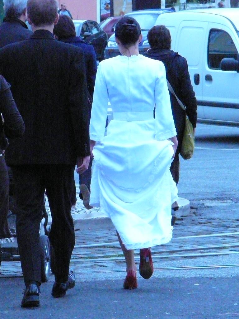 Sposa Scarpe Rosse.Scarpe Rosse Di Sposa Loredana Flickr
