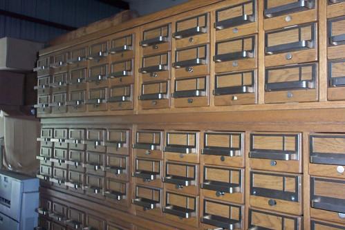 Visit to the Storage Unit