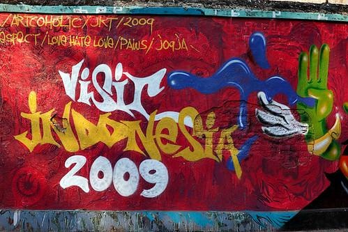 Visit Indonesia - Yogyakarta