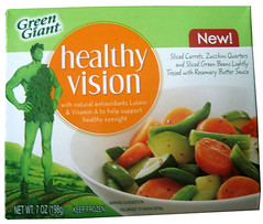 Green Giant Healthy Vision Vegetables