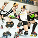 Tucson Roller Derby vs. Pikes Peak Derby Dames