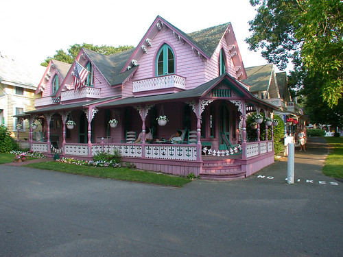 Oak Bluffs Gingerbread