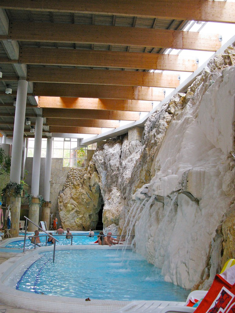 Hungarian Famous Cave Baths