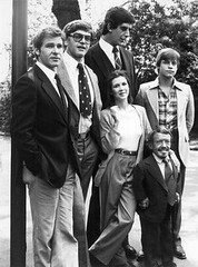 Star Wars Cast Photo